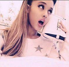 I am a arianator I like Ariana Grande
