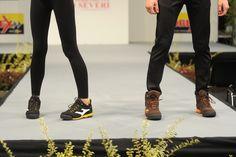 Modello scarpe maschile e femminile FerExpo 2014 #Ferexpo #FieraDiBergamo Ente Fiera Promoberg