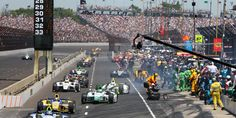 98th Indianapolis 500 - May 25, 2014 - Indianapolis Motor Speedway