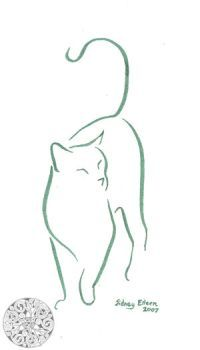 DeviantArt: More Like Stretching Cat by analoren