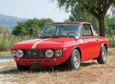 1970 Lancia Fulvia Fanalone For Sale Front
