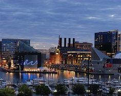 Visit the inner port of Baltimore, MD and eat fresh seafood everyday.