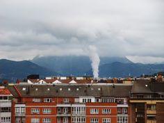 Besos de Árbol: Raíces y nubes en Oviedo