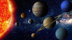 PÁGINAS AO VENTO: Alinhamento de Mercúrio, Vênus, Marte, Júpiter e S...