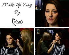 Vineri, 18 decembrie, inca o minunata doamna ne-a calcat pragul pentru o sedinta de make-up gratuita. #irinasboutique #makeup #ziuafrumusetii #cosmetice #prestige