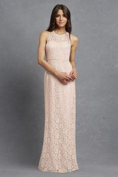 Donna Morgan harper pearl pink $240