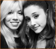 Sam pucket and cat valentine/genet makerty and ariana gronday