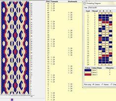 Flinkhand 51 - Diseño para 24 tarjetas, 3 colores, dibujo repite cada 8 movimientos