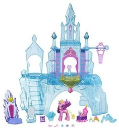 My Little Pony Playset Equestria Crystal Empire Castle Explore Girls Toy Rainbow | Toys & Hobbies, TV, Movie & Character Toys, My Little Pony | eBay!