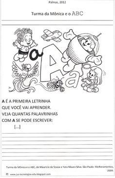 AEE - Tecnologias na Educação: ABC caderno de atividades.