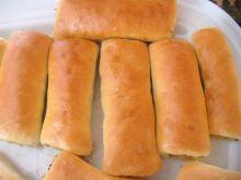Paszteciki z fasolą i serem Sweet Potato, Potatoes, Baking, Vegetables, Food, Potato, Bakken, Essen, Vegetable Recipes