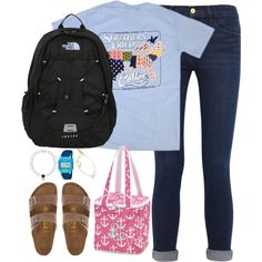 Lazy day outfits, cute outfits for school, preppy outfits, preppy sty Lazy Outfits, Fall College Outfits, Cute Outfits For School, Cute Comfy Outfits, Sporty Outfits, Teenager Outfits, Teen Fashion Outfits, Outfits For Teens, Casual Preppy Outfits