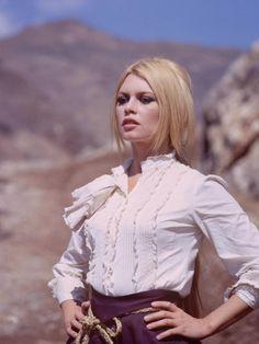 Brigitte Bardot in Shalako,1968