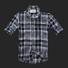 Abercrombie & Fitch Shirts For Men 001