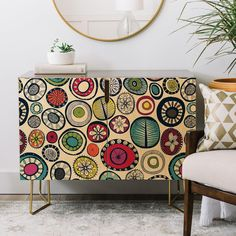 Funky Painted Furniture, Recycled Furniture, Refurbished Furniture, Art Furniture, Furniture Makeover, Furniture Design, Furniture Vintage, Plywood Furniture, Chair Design
