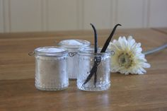 Hjemmelaget vaniljesukker (Fredrik Solbakk Andersen) Mason Jars, Home Decor, Blogging, Decoration Home, Room Decor, Mason Jar, Home Interior Design, Home Decoration, Glass Jars
