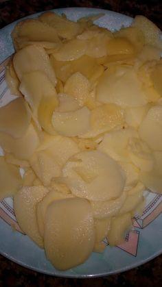 100% Natural: TORTILLA DE PATATAS VEGANA
