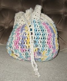 Today, I'm posting 2 patterns for bags. Swirl Beach Bag is crocheted and the Hobo Bag is knit. The patterns are posted as free downloads on ...