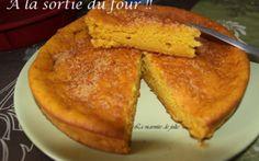 Recette - Gâteau au