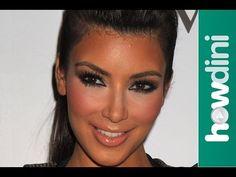Kim Kardashian Smokey Eyes Part2 Smokin Your Eyes - YouTube