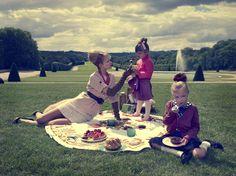 Haute Design by Sarah Klassen: Editorial: Afternoon in the Park