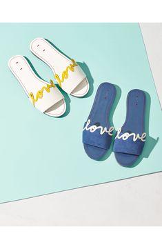 Sharlin Slide Sandal