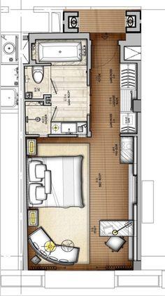 49 best hotel plans images hotel bedrooms hotel bedroom design rh pinterest com