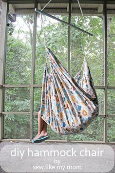 DIY : Comment fabriquer un hamac