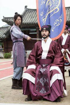 Korean Traditional, Traditional Outfits, Orientation Outfit, Lee Young, Paros, Korean Men, Historical Clothing, Korean Drama, Oriental Clothes