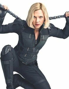 Natasha Romanoff Infinity War