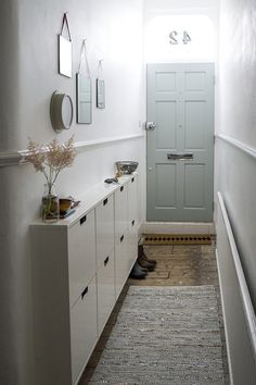 Weekend Organization Inspiration: Small Hallway Storage Projects That Make a Big Difference
