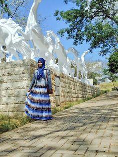 The Taman Dayu Regency's Waterpark di Pasuruan, Jawa Timur