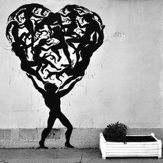 Street Art. Sam 3