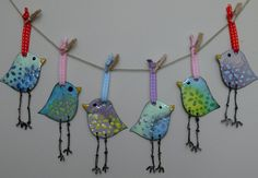 Fiona Cameron ; lovebirds and spring chickens