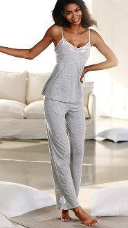 Women's Pajamas: Flannel, Cotton, Silk, Cami Pajamas & Boyshort Sets at Victoria's Secret Cute Pajamas, Silk Pajamas, Pajamas Women, Comfy Pajamas, Flannel Pajamas, Sleepwear & Loungewear, Lingerie Sleepwear, Cute Casual Outfits, Women Lingerie