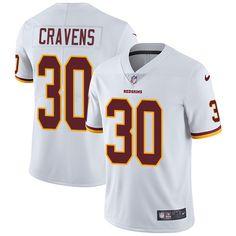 960fb4ddb Youth Nike Washington Redskins  30 Su a Cravens Limited White NFL Jersey  Redskins Jamison