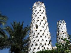 Pigeon tower in Iran - - I love these  @Douglas McIntosh