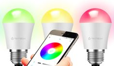 (DGIwire) – Looking to set the mood, turn up the party, or be a little more eco-friendly? The TikTeck Smart LED Light Bulb might be just the thing to add some much needed color. When ReviewLoft™ received one in the mail, we were pretty excited, and not just because one of our office light bulbs …