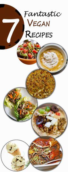 Top 7 Vegan Recipes | All Top Food