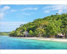Photograph-White sand beach at Banana Island, Coron, Palawan, Photo Print expertly made in the USA Coron Island, Coron Palawan, White Sand Beach, Australia, Usa, Outdoor Decor, Photograph, Banana, Image