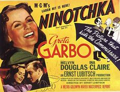 Garbo LAUGHS!