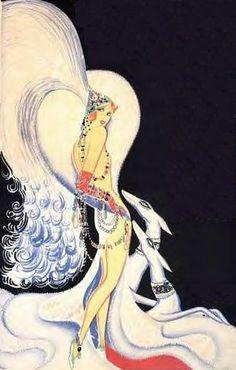 Rare vintage French cabaret posters of Paris golden era