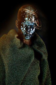 glitter mask editorial - Google Search