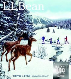 L.L.Bean Catalog Covers on Pinterest | Ll Bean, Cover Art and Spring