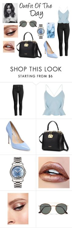 """""""What to wear today ?"""" by mathildepl07 on Polyvore featuring mode, River Island, Steve Madden, Chopard et Ray-Ban"""
