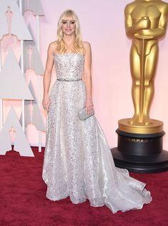 Anna Faris, Zuhair Murad Couture Gown, Academy Awards - Oscars 2015