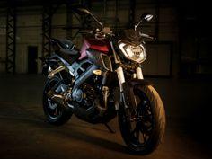 Yamaha Showcases MT-125; Targeted At Young Riders