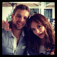 Favourites from Bates Motel ! Dylan & Emma. Max and Olivia #maxthieriot #oliviacooke#batesmotel