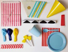 Mimi's Circus party kit (via You Are My Fave)