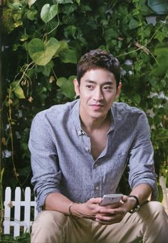 (1) Twitter Korean Celebrities, Korean Actors, Another Miss Oh, Eric Mun, Korean Men, Dramas, Beautiful Men, Eye Candy, Kpop Boy